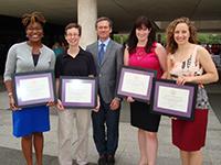 Staff Award Winners