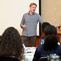 UGS Leadership Summit speaker