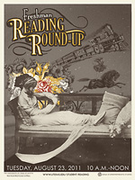 Reading Round-Up 2011 poster image