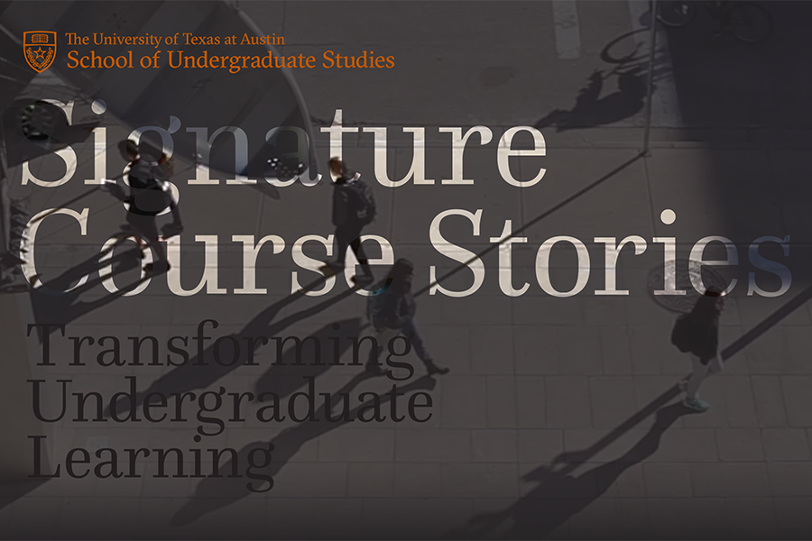 Signature Course Stories