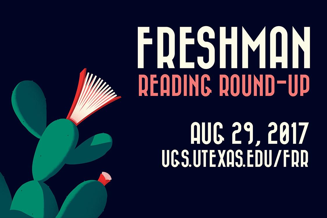 Freshman Reading Round-Up 2017