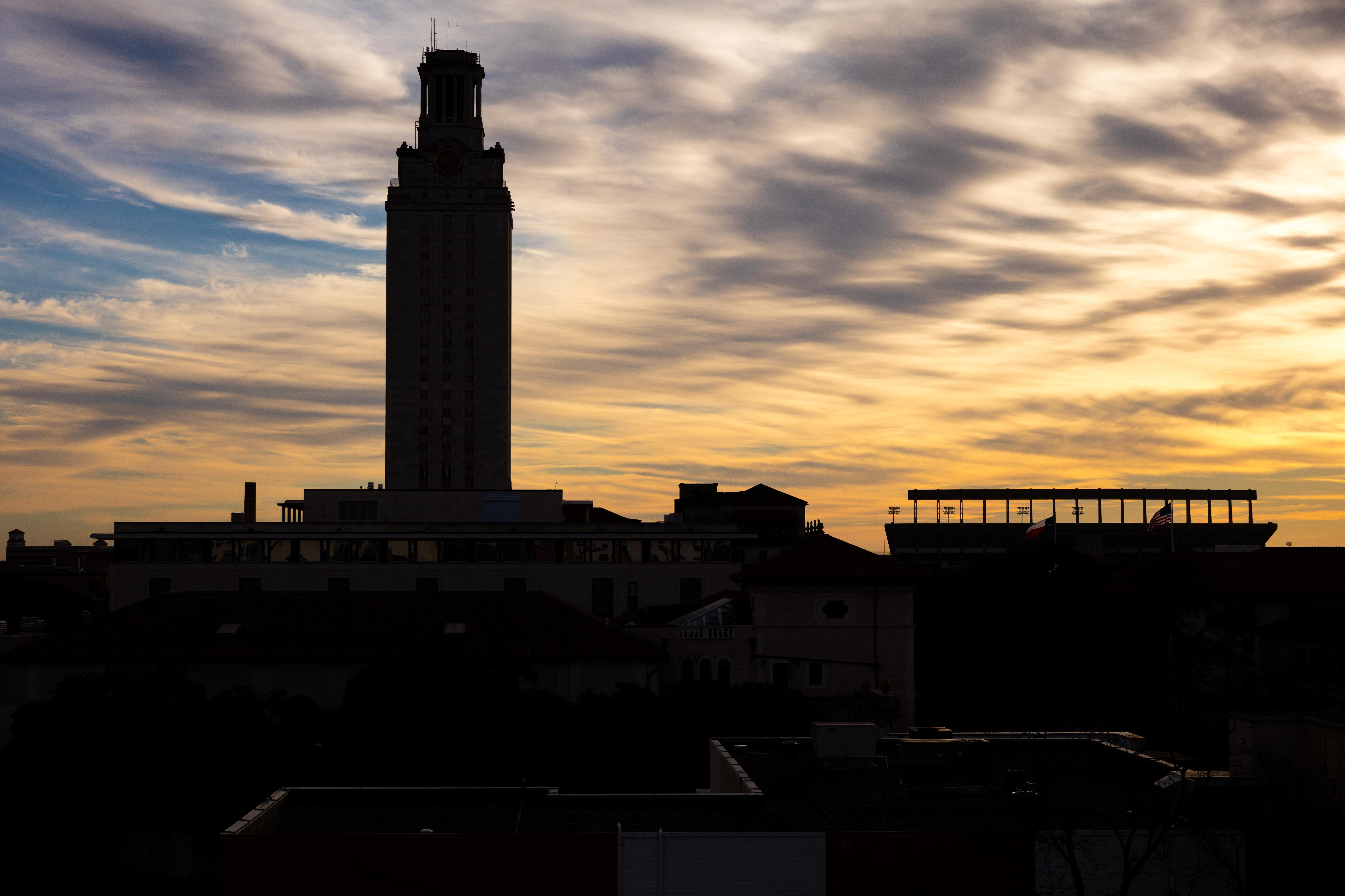 The Tower at The University of Texas at Austin
