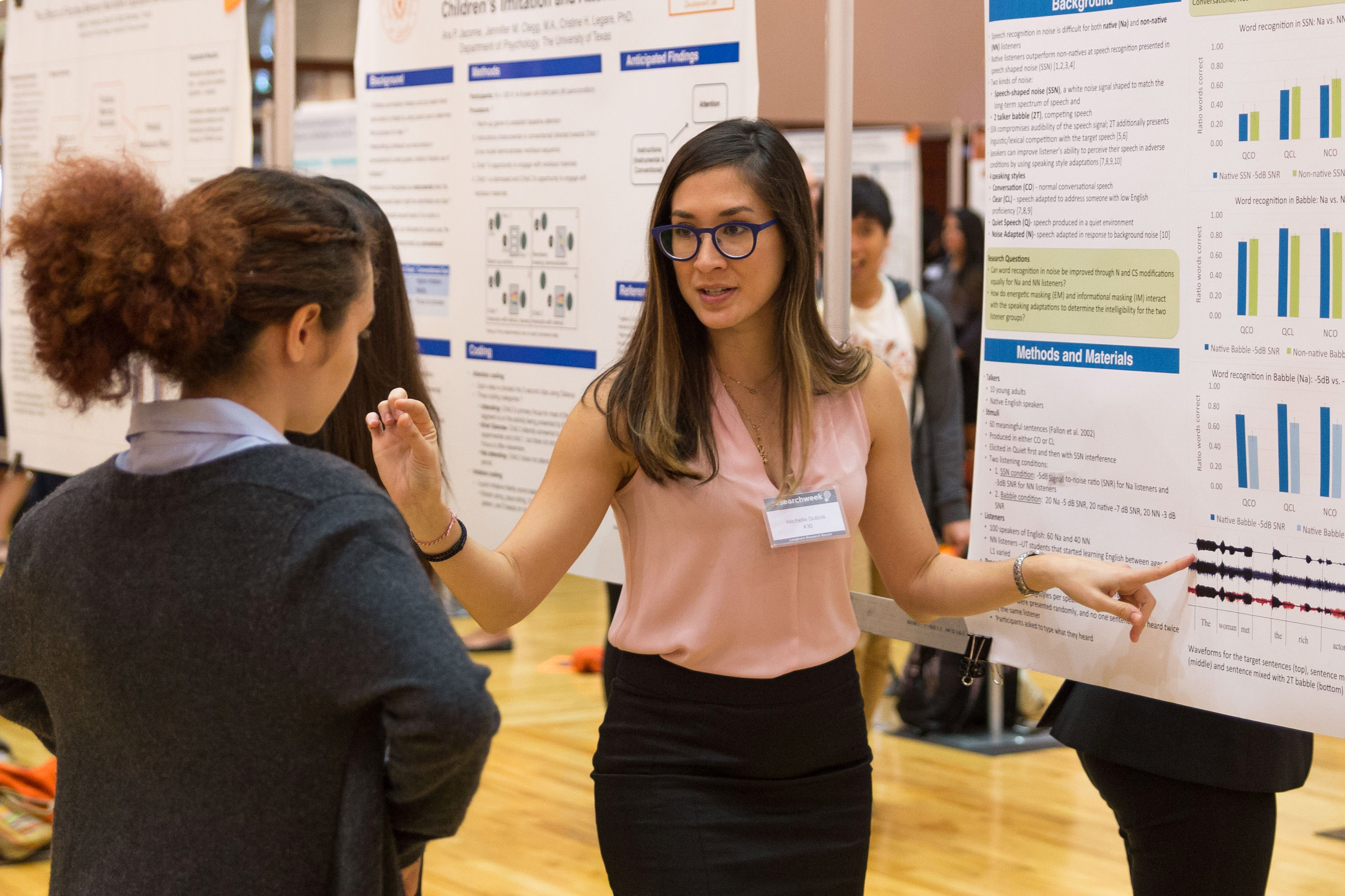 Submit an Abstract for the Longhorn Research Poster Session