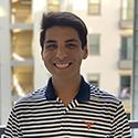 DSP student Jacob Parra