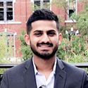 LaunchPad Student Fellow Salman Charolia