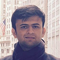 Headshot of student researcher Tejas Choudhary