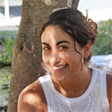 Headshot of student researchers Joy Youwakim
