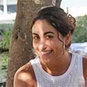 Headshot of student researchers Joy Youwakim
