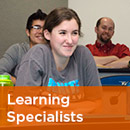 Learning Specialists