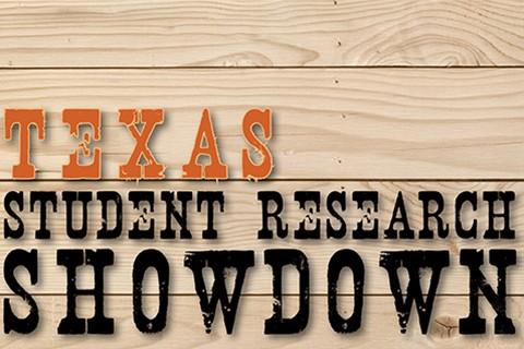 Texas Student Research Showdown logo