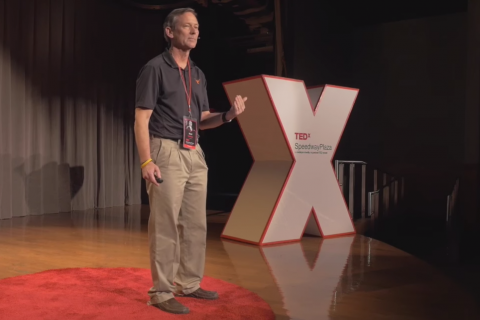 Brent Iverson at TEDx