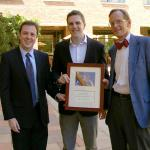 Cale McDowell Award