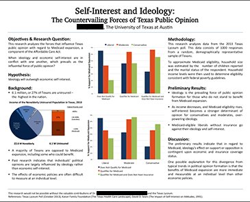 Humanities Research Poster Sample